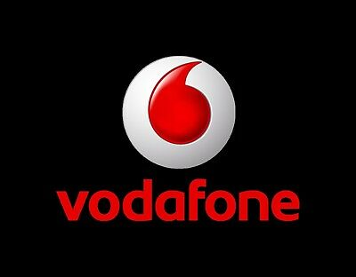 Vodafone Prepaid Physical Recharge Voucher $30 $40 $50 $60 $70 Electronic Delive