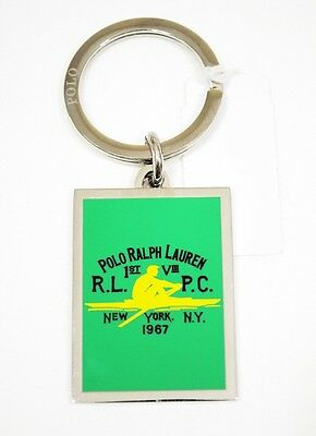NEW WITH TAG POLO Ralph Lauren Key Chain NEW!