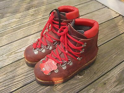 4f13228d88f KASTINGER PETER HABELER Mountaineering Boots Men's US Size 7.5 NEW W/ TAGS