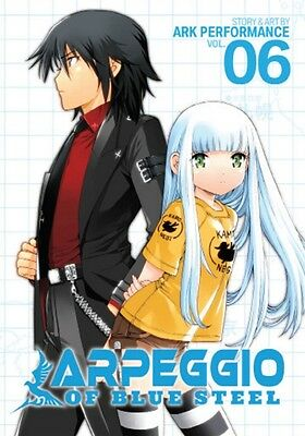 Arpeggio of Blue Steel Vol. 6 (Paperback), Ark Performance, 9781626922013