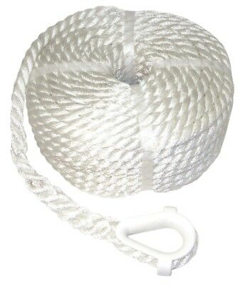 KIMPEX 3-Strand Anchor Line  Part# 52709