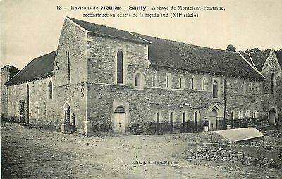 78 Sailly Abbaye De Montcient-Fontaine