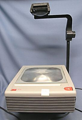 3M  Overhead Projector Model 9050 With  Single Lamp