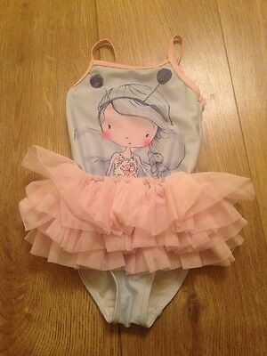 ��baby Girl Next Swimsuit 12-18 Months
