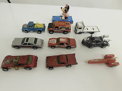 Vintage Lot Of Hot Wheels And Matchbox Diecast Cars