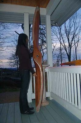 Wooden Propeller 8' Laminated Oak w/ Copper 1932 Repo intended for display only
