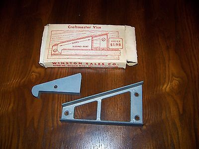 Winston Sales CRAFTMASTER VISE Plane Clamp. Planing, Woodworking, Chicago