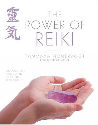The Power of Reiki by Tanmaya Honervogt - Paperback - NEW - Book