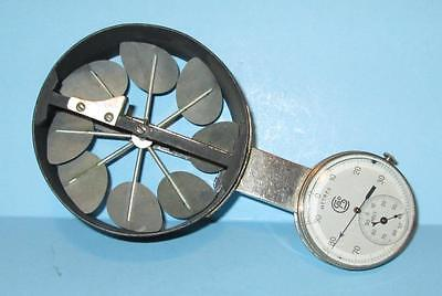 Vintage/Collectible  SA Co Anemometer Air Flow Meter