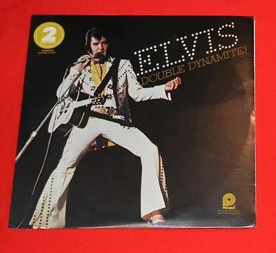 "Elvis ""Double Dynamite"" NEW & SEALED in Shrink 2 vinyl LP set Pickwick DL2-500"
