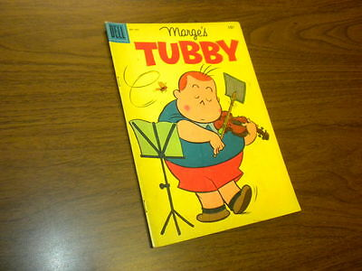 TUBBY #18 Dell Comics 1956 Marge's Little Lulu