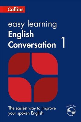 Easy Learning English Conversation: Book 1 (Collins Easy Learning English) (Pap.