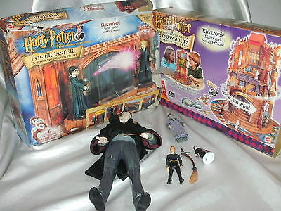 Harry Potter Playsets And Figures Bundle