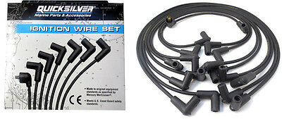3.7L Mercruiser 224 Spark Plug Ignition Wire Set 3.7//165//170//180//190//470//488