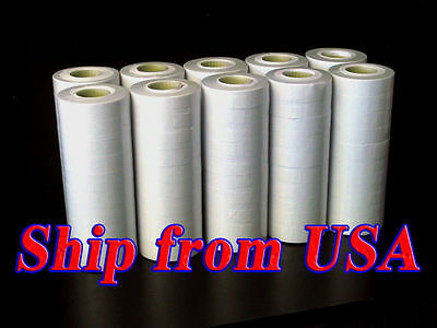 10 Tubes 100 Rolls New Price Label for MoTEX MX-6600