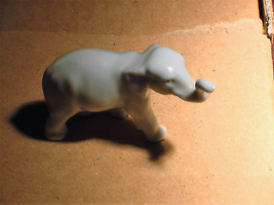 "3""  Tiny Elephant Figure Figurine Statue Sculpture"