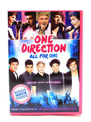 One Direction: All For One - Harry Styles, Niall Horan, Zane Malik, Louis Tomlin