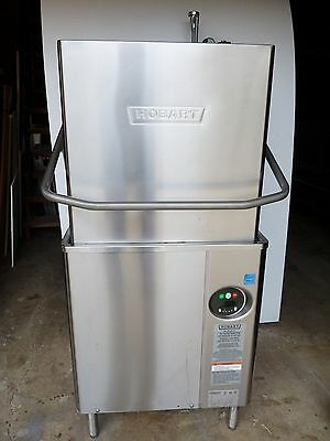 Hobart AM 15 Commercial Dishwasher 480 Volts 3 Phase Tall Pass Through NSF Ohio