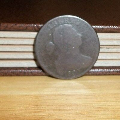 1805 Draped Bust Large Cent Very Nice