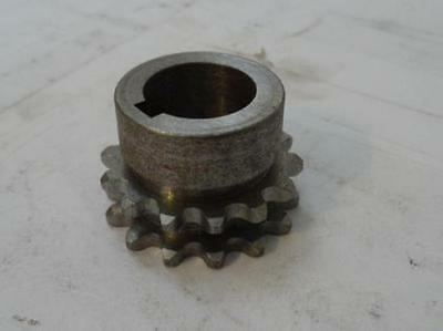 """34992 Old-Stock, MFG- MDL-Unkn34992 Double Sprocket #35 3/8"""" Pitch 15/16""""ID"""