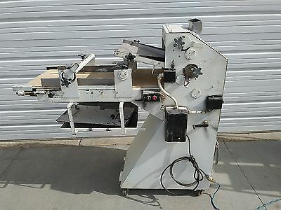 ACME bakery dough Rol-Sheeter model 8 w/ three pressure plates
