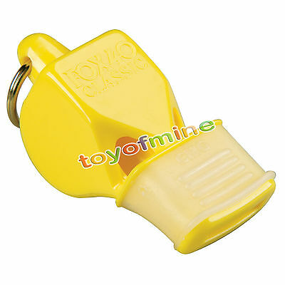 EDC fox40 Plastic Soccer Football Basketball Sports Referee Whistle
