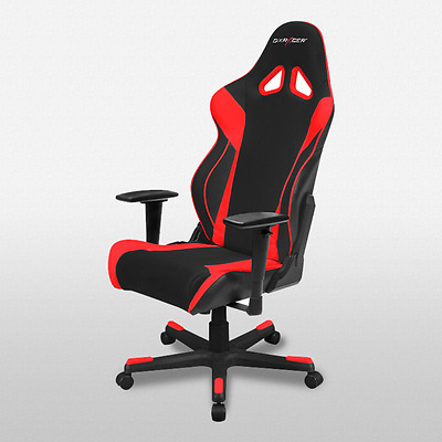 DXRacer Office Chair OH/RW106/NR Gaming Chair High Back Racing Computer Chair