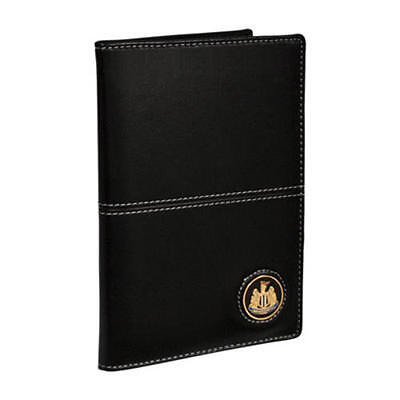 Newcastle United Fc Golf Scorecard Holder & Ball Marker Golfers Gift