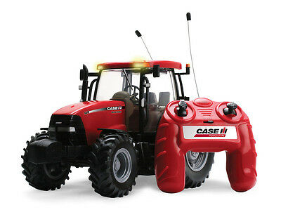Tomy 42600 Britains Big Farm Radio Controlled Case Ih 140 Tractor Sound 1:16 3+
