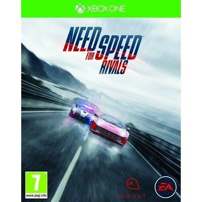 Need for Speed Rivals Game XBOX One - Brand New!