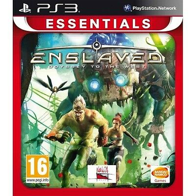 Enslaved Odyssey To The West PS3 Game (Essentials) - Brand New!