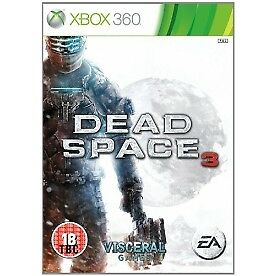 Dead Space 3 Game XBOX 360 - Brand New!
