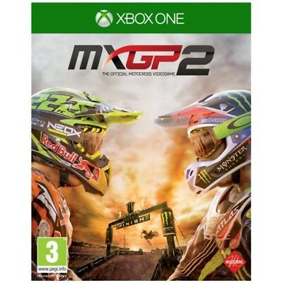 MXGP 2 The Official Motocross Videogame Xbox One Game - Brand New!
