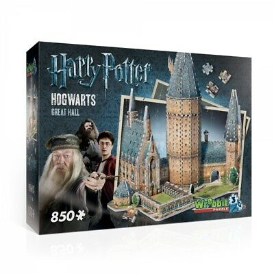 Harry Potter Hogwarts Great Hall 3D Jigsaw