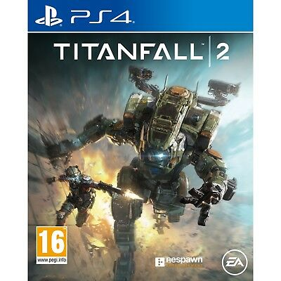 Titanfall 2 PS4 Game - Brand New!