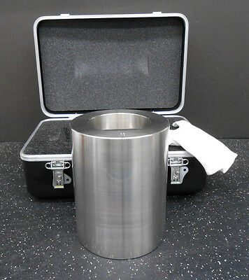 Stainless Steel 25 Kg Grip Handle Calibration Test Weights Class F