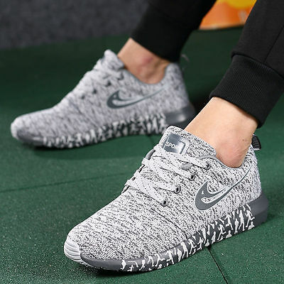NEW Fashion Men's Outdoor sports shoes Breathable Casual Sneakers running Shoes