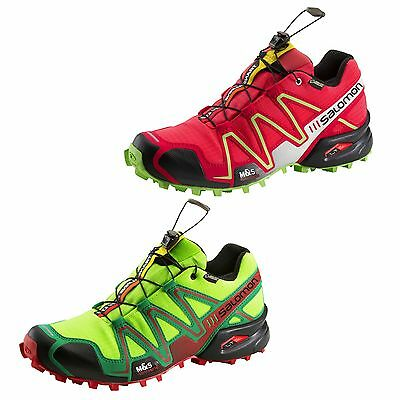 Salomon Damen und Herren Speedcross 3 GTX Trailrunningschuh
