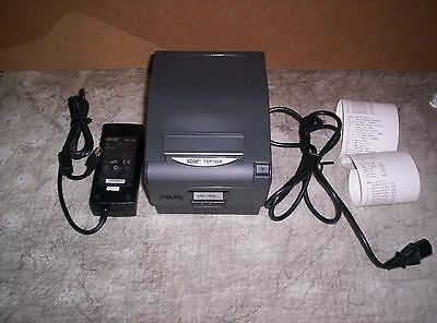 Star TSP700II Thermal Receipt Printer with PS Auto-Cutter Ethernet Guaranteed