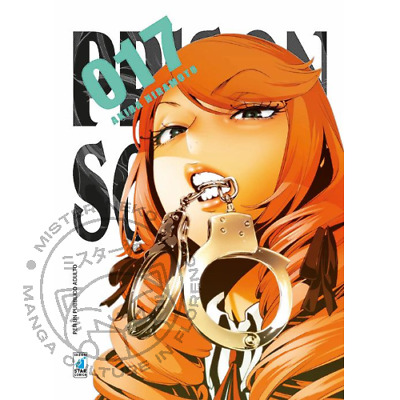 Manga - Prison School 17 - Star Comics
