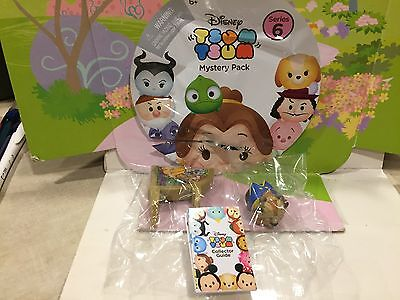 Tsum Tsum Series 6 Collect Em Stack Em Blind Bag Beast From Beauty And The Beast