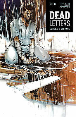 Dead Letters vol 1 The Existential Op TPB by Christopher Sebela & Chris Visions