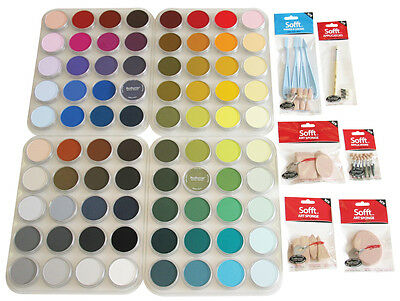 Panpastel 30800 Pp Ultra Soft Painting Pastels 80-Color Set