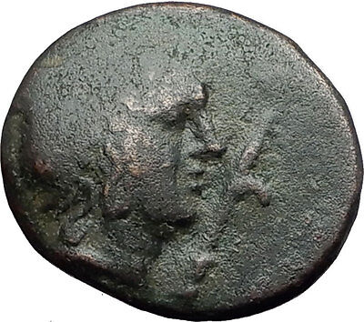 PERSEUS 179BC Macedonia King RARE R2 Authentic Ancient Greek Coin Eagle i59691