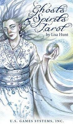 Ghosts & Spirits Tarot Card Deck!