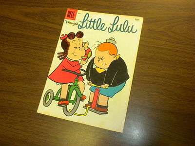LITTLE LULU #119 Dell Comics 1958 Marge's (also see TUBBY)