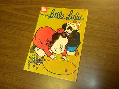 LITTLE LULU #118 Dell Comics 1958 Marge's (also see TUBBY)