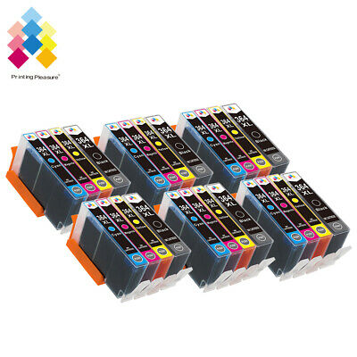 24x Ink Cartridge For HP 364XL Photosmart 5510 5515 5520 6510 7510 7520 non-oem