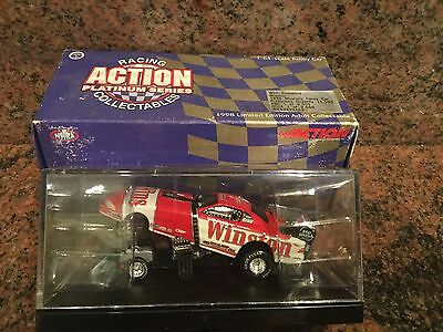 1:64 Whit Bazemore 1998 Top Fuel  Mustang Funny Car Action Racing Collectibles