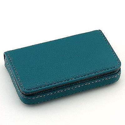 Partstock(TM) Flip Style Leather Business Name Card Wallet / Holder 25 Cards